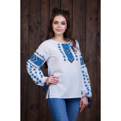 Вишиті жіночі блузи - від виробника Magtex 80302a94626ca
