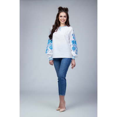 9050de21055 Вышитые женские блузы - от производителя Magtex