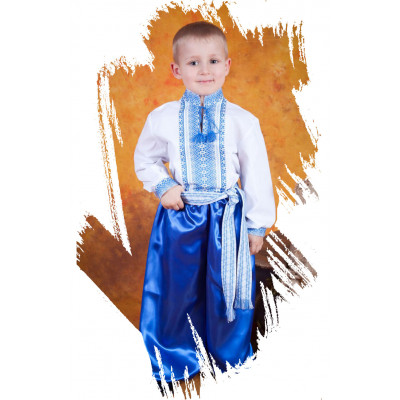 Вишитий одяг для хлопчиків