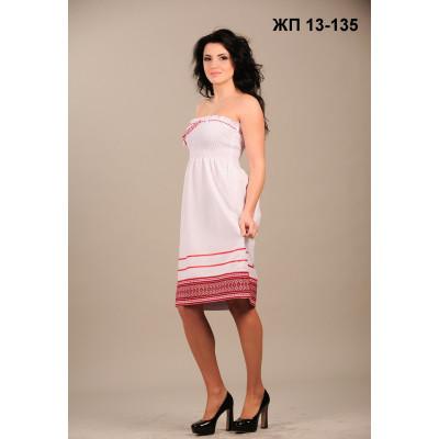 Вишитий жіночий одяг на літо
