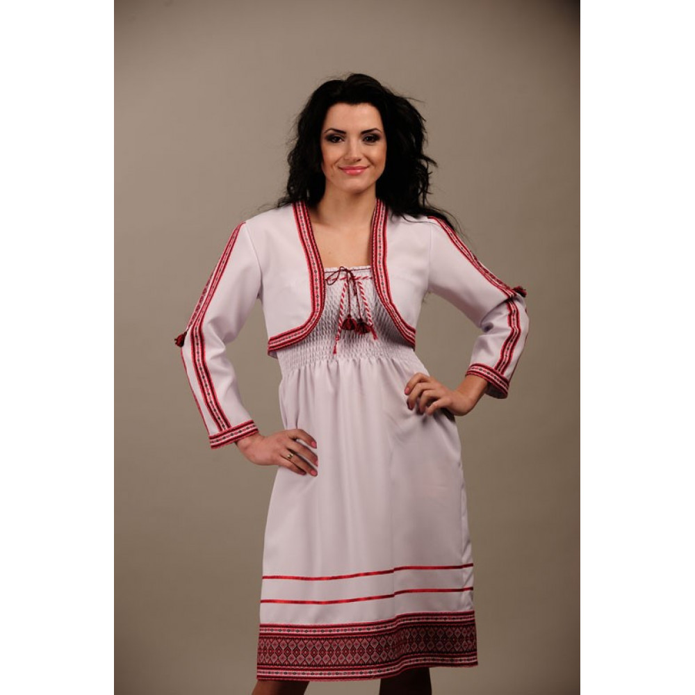 Вишитий жіночий одяг на літо - від виробника Magtex ad753f9e2380f