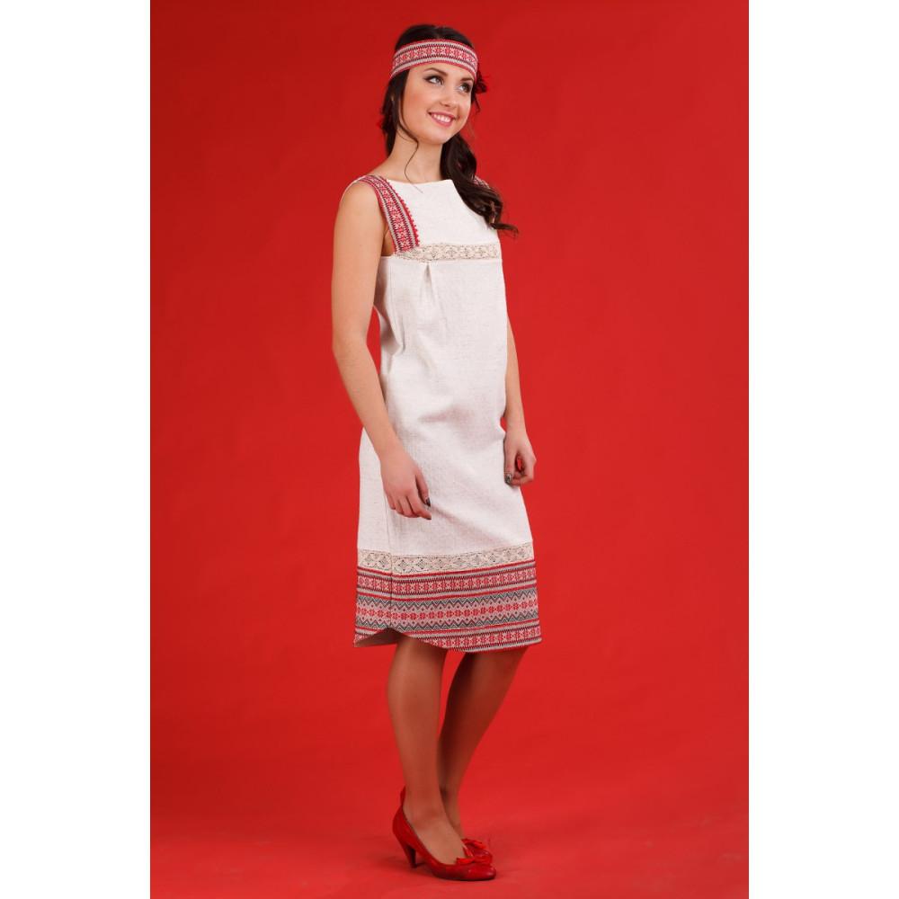 Вишитий жіночий одяг без рукава - від виробника Magtex 1b22b469cb6aa