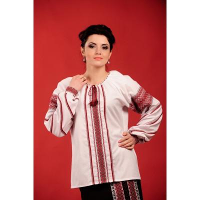 Вишита жіноча блуза
