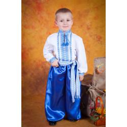 Дитячий костюм вишитий для хлопчика