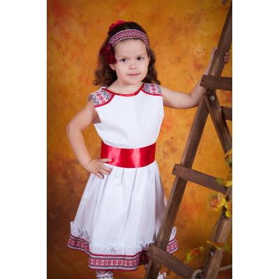 Дитяче плаття з вишиванкою