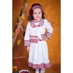 Сукня для дівчинки з вишивкою