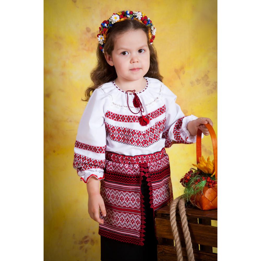 Вишитий костюм для дівчинки - від виробника Magtex d623a73a6f15d