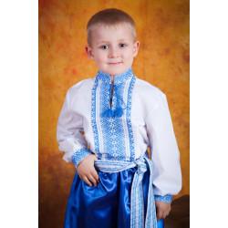 Дитяча вишиванка для хлопчика