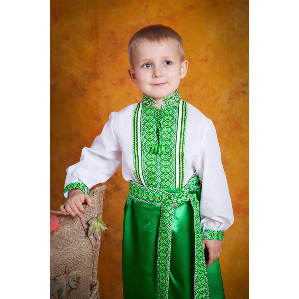 Українська вишита сорочка для хлопчика - від виробника Magtex 39ec1072fe206