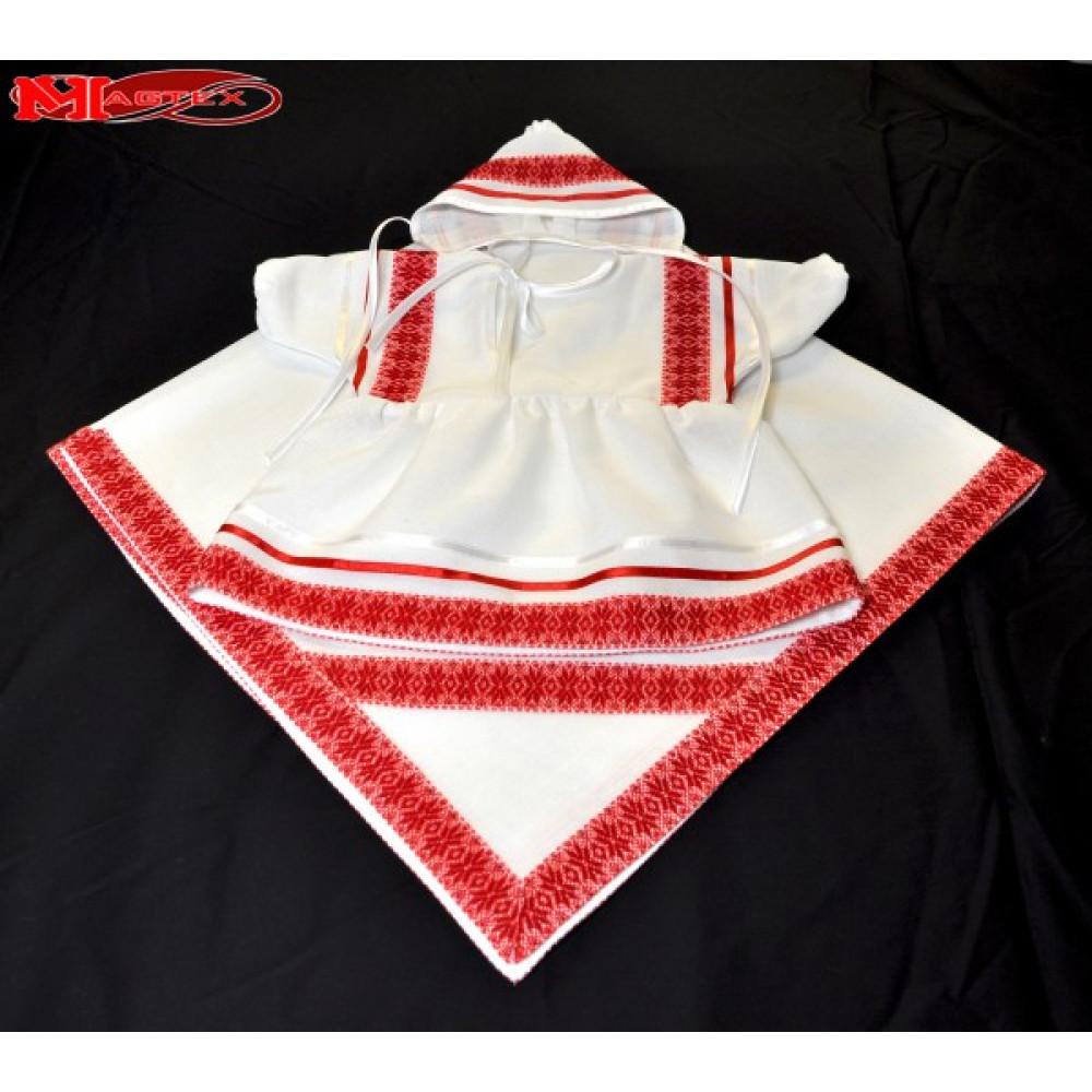 77b47252237e27 Набір для хрещення дівчинки - від виробника Magtex