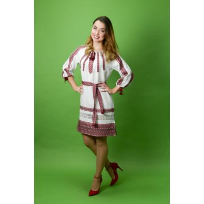 Сукня з вишивкою ЖП-30