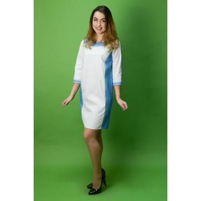 Вишитий гарна сукня ЖП-34