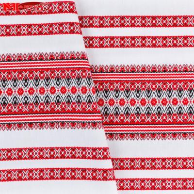Тканина декоративна з національним орнаментом ТД-2