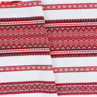Тканина декоративна з українським орнаментом ТД-4 (2/1)