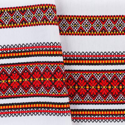 Декоративна тканина з орнаментом ТД-32 2 \ 2