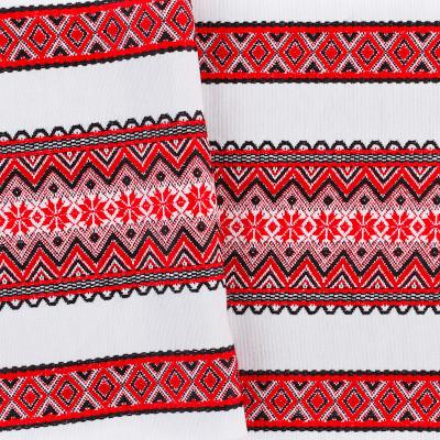 Тканина з національним орнаментом ТД-33 1 \ 1