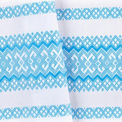 Красива тканину декоративна з українським орнаментом ТД-58 1 \ 1