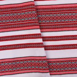Якісна тканина декоративна з національним орнаментом