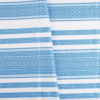 Якісна тканина декоративна з українським орнаментом