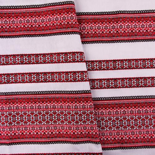 Декоративна якісна тканина з орнаментом МД-3