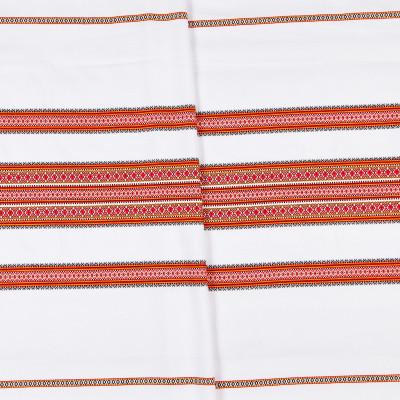 Декоративна тканина вишита національним орнаментом ТД-19 3 \ 1