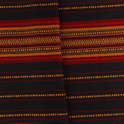 Декоративна тканина з українським візерунком ТД-20 2 \ 1