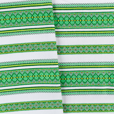 Декоративна тканина з орнаментом ТД-32 2 \ 5