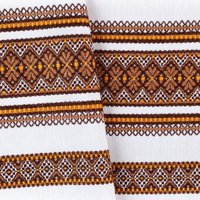 Декоративна тканина з орнаментом ТД-32 2 \ 4