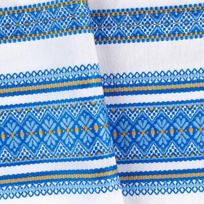 Декоративна тканина з орнаментом ТД-32 2 \ 3