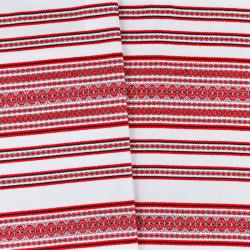 Тканина з національним орнаментом ТД-33 2 \ 1