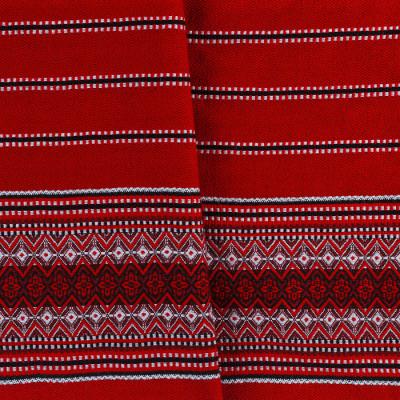 Красива тканину декоративна з національним орнаментом ТД-57 7 \ 1