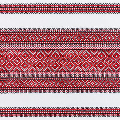 Декоративне полотно з українським орнаментом ТД-46